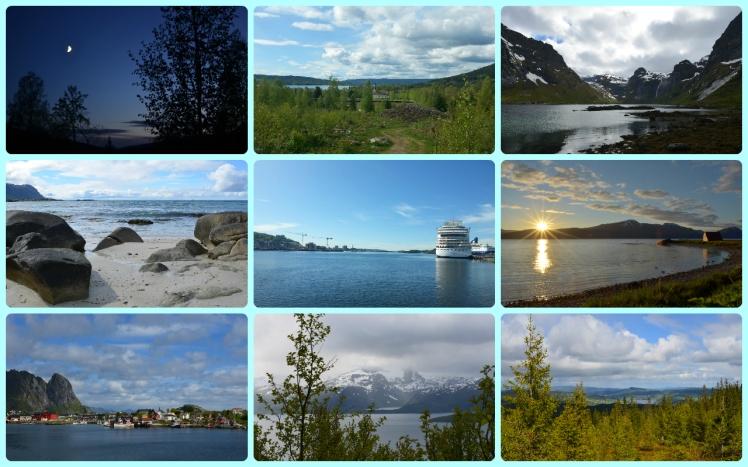 Paysages norvege