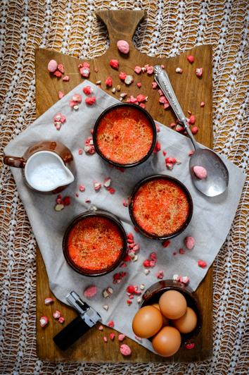 Crème brulée pralines (2)